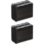 定形外 ソニー(Sony) NP-F960/NP-F970互換バッテリー 2個セット