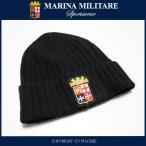 マリーナミリターレ MARINA MILITARE MYC040S BL ニットキャップ