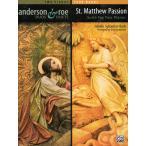 ピアノ 楽譜 バッハ   マタイ受難曲 2台のための組曲(2台4手編曲)   St.Matthew Passion Suite for two pianos(2P4H)