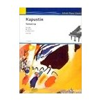 ピアノ 楽譜 カプースチン | ソナチネ 作品100 | Sonatina Op.100