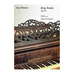 ピアノ 楽譜 シベリウス | 10の小品 (原典版) | 10 Pieces Op.24