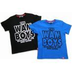 WAMWAM・ワムワム 2017夏 ソフト天竺半袖Tシャツ メール便で送料無料