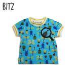 ビッツ BIT'Z 2020夏 昆虫柄半袖Tシャツ 子供服 男の子 メール便OK セール30%OFF
