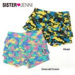 SISTER JENNI シスタージェニィ ショートパンツ 3段フリル 子供服 ブランド 女