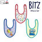 Bit'z ビッツ スタイ 3P セット ベビー B143019 7-9cm 10-12cm