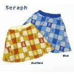 ショッピングセラフ 【セール/SALE】【55%OFF】seraph(セラフ)レトロ柄プリントスカート【S418035k】【120cm】
