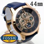 ★Fossil★Grant Automatic Multi-Function Watch ME3029