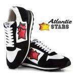 ★Atlantic STARS★ スニーカー /SIRIUS NERO&BIANCO VIBRAM