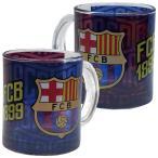 FCバルセロナ グラスマグカップ クリア FCBB12200