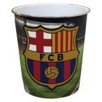 FCバルセロナ プラスティック缶(ゴミ箱) TC05BC