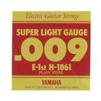 YAMAHA エレキギター弦 バラ弦 H1061 1E .009インチ