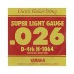 YAMAHA エレキギター弦 バラ弦 H1064 4D .026インチ