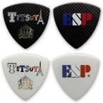 ESP ピック PA-LT10-Tricolour tetsuya L'Arc-en-Ciel アーティストピック
