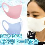 夏用マスク キシリトール配合 冷感マスク 洗える 滑らかな肌触り 肌荒れ UVカット ホワイト ブルー ピンク グレー ブラック 冷たい