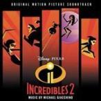 (���ޤ���)INCREDIBLES 2 ����ǥ��֥롦�ե��ߥ / O.S.T. ������ɥȥ�å�(͢����) (CD) 0050087388959-JPT