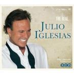 (おまけ付) REAL... JULIO IGLESIAS / JULIO IGLESIAS フリオ・イグレシアス(輸入盤) (3CD) 0889854195922-JPT