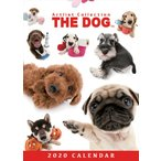 卓上 THE DOG カレンダーオールスター 2020年カレンダー 20CL-1174