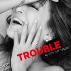 (おまけ付)2018.08.15発売 TROUBLE(ジャケットB) / 浜崎あゆみ (CD) AVCD93966-SK