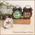 ショッピング時計 時計 ディズニー アンティーク 目覚まし時計 おしゃれ レトロ