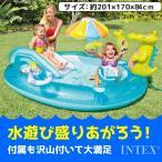 プール子供用 大型プール 家庭用プール INTEX ビニールプール インテックス