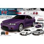 ラジコン GT-R R33 日産 正規ライセンス ラジコンカー ホワイト