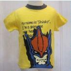 ☆【郵便(クリックポスト)対応】SHISKY 男の子 キッズ 子供服 バットマン風 Tシャツ 95 (04-6704)