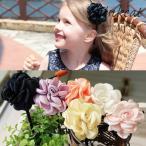 子供 カチューシャ Rora ロズリア カチューシャ(6color) オールドローズを髪に飾ってプリンセスストーリーの主人公に