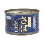 ノルレェイク 鯖缶 さば 水煮 150g×24缶