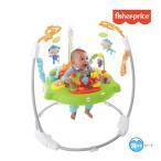 赤ちゃんのおもちゃ レインフォレスト ジャンパルーII フィッシャープライス ジャンプ 乗り物 ウォーカー ギフト プレゼント 誕生日