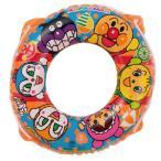 浮き輪 NEW アガツマ アンパンマン 50cmロープ付きうきわ agatsuma ピノチオ 家庭用プール 海 水遊び 浮き輪 ベビーボート*
