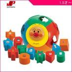 クリスマス セール開催中 おもちゃ アンパンマン NEWまるまるパズル ジョイパレット おもちゃ ギフト 形合わせ ブロック 誕生日 知育玩具 人気 kids baby