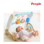 ベビージム うちの赤ちゃん世界一 スマート知育ジム&ウォーカー ピープル おもちゃ 押し車 赤ちゃん ベビー 出産祝 プレゼント kids baby プレイジム 人気