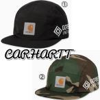 CARHARTT カーハート ロゴ ゴアテックス キャップ 黒 カモフラ メンズ レディース