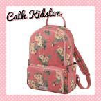 Cath Kidston キャスキッドソン メイフィールドブロッサム  バックパック ピンク レディース