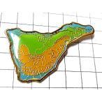 「ピンズ・テネリフェ島カナリア諸島スペイン地図型」の画像