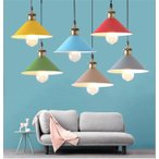 天井照明 室内照明 シーリングライト 吊下げ灯 ペンダントライト 北欧 リビング カフェ風 ダイニング LED照明 レトロ アンティーク 1灯