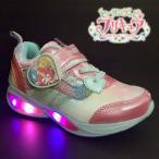 ヒーリングっど プリキュア  光る靴  フラッシュスニーカー ピンク 4210