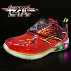 仮面ライダー セイバー キッズ 光る靴 フラッシュ スニーカー レッド 2504