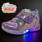 トロピカル〜ジュ! プリキュア トロピカルージュ 光る靴 フラッシュ スニーカー ピンク キッズ 子ども 子供 5412