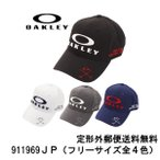 オークリー  帽子 BG Fixed Cap 4.0 AD Black RED 日本 ONE  FREE サイズ