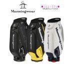 【送料無料】  MQBRJJ10XX マンシングウェア キャディバッグ ネームプレート刻印無料/Munsingwear