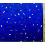 キャラクター 生地 名探偵 コナン ( 紺 ) 柄番号2 ( 2019 - 2020 ) シーチング ( 布 綿100%  ) 生地幅−約104cm 手芸 布 綿 プリント G-2601-1A-kk-6114