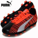 プーマ ワン 5.4 HG JR PUMA プーマ  ジュニアサッカースパイク19FH(105661-01)