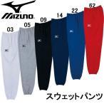 スウェットパンツ【MIZUNO】ミズノ スウェット 15SS(32JD4055)