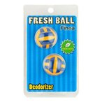 FRESH BALL(芳香消臭剤)【mutoh】ムトー フレッシュボール アクセサリー(5010-バレー)※20◇