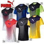 FTBLTRG グラフィック SS トレーニングシャツ PUMA プーマ  サッカー プラシャツ17SS(655385)