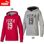 GL フーデッドスウェット(ジュニア) 【PUMA】プーマ ●ジュニアウエア (839050)