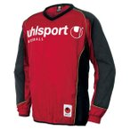 GKウインドアップジャケット uhlsport ウールシュポルト ▲ サッカーピステシャツ (U91401-64)