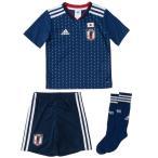 ショッピング日本代表 アディダス サッカー 日本代表 2018 ホーム レプリカユニフォーム 半袖 ミニキット adidas ウェアー JR ジュニア