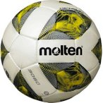 ヴァンタッジオ3060軽量  molten モルテン サッカーボール 軽量5号球 検定球 20SS(F5A3060-LY)